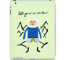 Finley the Adventurer iPad Case/Skin