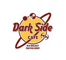 Dark Side Cafe Photographic Print