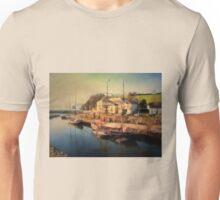 Charlestown Harbour - Textured Unisex T-Shirt