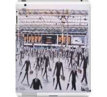 Charing Cross Railway Station, London England iPad Case/Skin