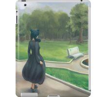 Walking in the Garden iPad Case/Skin