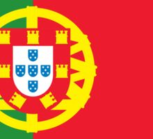 Flag of Portugal Sticker