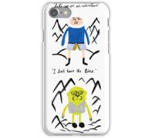 Finley & Jakob iPhone Case/Skin