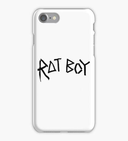 RAT BOY iPhone Case/Skin