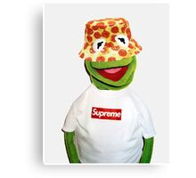 Kermit Supreme (Clean) Canvas Print