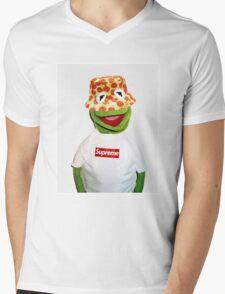 Kermit Supreme (Clean) Mens V-Neck T-Shirt
