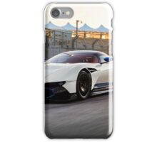 Aston Martin Vulcan - Shot on Location at Yas Marina F1 Circuit iPhone Case/Skin