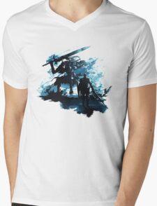 Abysswalker Mens V-Neck T-Shirt