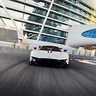 Aston Martin Vulcan at Yas Marina F1 Circuit by M-Pics