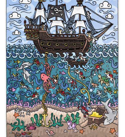Pirates Sticker