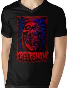 Five Jolting Tales of Horror! Mens V-Neck T-Shirt