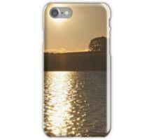 Autumn Sunset iPhone Case/Skin