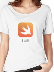 Swift Apple Women's Relaxed Fit T-Shirt