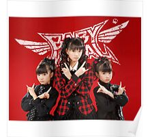 BABY METAL ACT Poster