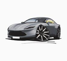 Aston Martin DB10 Baby Tee