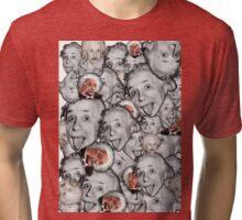 Einstein  Tri-blend T-Shirt