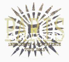 U2 ietour Paris 10th november 2015 Baby Tee