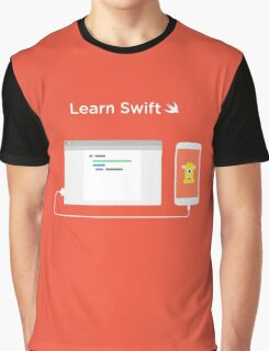 Learn How to Swift  Graphic T-Shirt