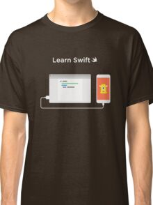Learn How to Swift  Classic T-Shirt