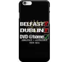 U2 ietour failed iPhone Case/Skin
