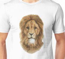 Lion portrait Unisex T-Shirt