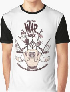 Join the war boys Graphic T-Shirt