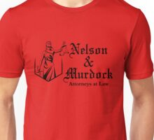 Murdock and Nelson shirt – Attorneys at Law, Abogados/Avocados Unisex T-Shirt