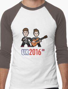 UK 2016 Men's Baseball ¾ T-Shirt