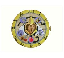 Bering and Wells - Out of Time Art Print