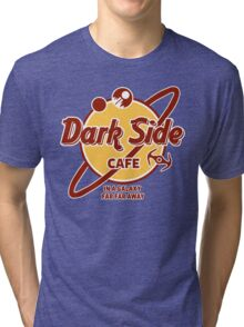 Dark Side Cafe Tri-blend T-Shirt