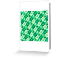 Saint Patrick's Day Greeting Card