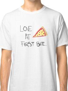 Pizza Love Classic T-Shirt