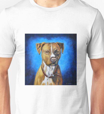'Angel' - American Staffordshire Terrier Unisex T-Shirt