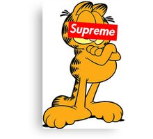 Garfield Supreme Canvas Print