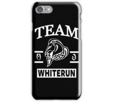 Team Whiterun iPhone Case/Skin