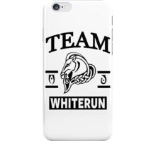 Team Whiterun iPhone Case/Skin