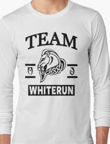 Team Whiterun Long Sleeve T-Shirt