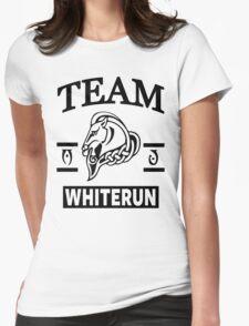 Team Whiterun Womens Fitted T-Shirt