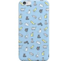 Cats vs. Laserpointers iPhone Case/Skin