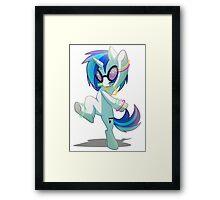 My Little Pony ~ Friendship is Magic ~ DJ Pon-3 Framed Print