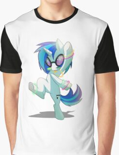 My Little Pony ~ Friendship is Magic ~ DJ Pon-3 Graphic T-Shirt