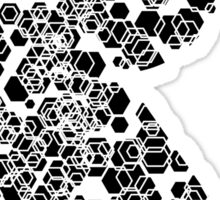 Honeycomb Rareware Sticker