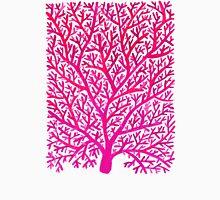 Fan Coral – Pink Ombré Unisex T-Shirt