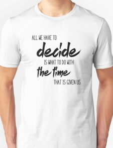 Tolkien Quote T-Shirt