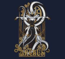 Rule 63: Arceus One Piece - Short Sleeve
