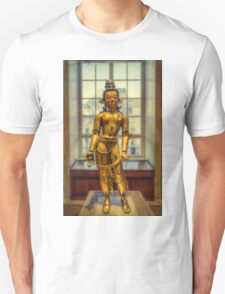 Golden Figurine Unisex T-Shirt