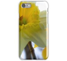 Under The Daffodils  iPhone Case/Skin