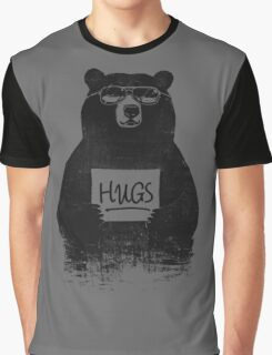 Cool Hugs from bear Graphic T-Shirt