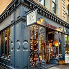 Penny Farthing Shop by Adrian Evans