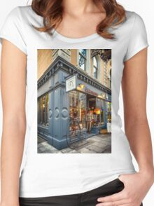 Penny Farthing Shop Women's Fitted Scoop T-Shirt